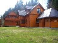 Ferienhaus im Gebirge Polens
