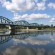 Polnische Flüsse und Touristik