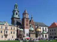 Königsschloss Wawel in Krakau