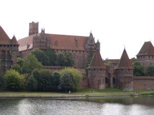 Schloss in Marienburg