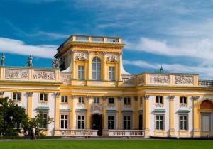 Wilanów-Palast in Warschau