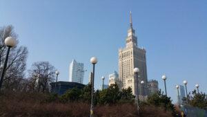 Warschau als Reiseziel in Polen